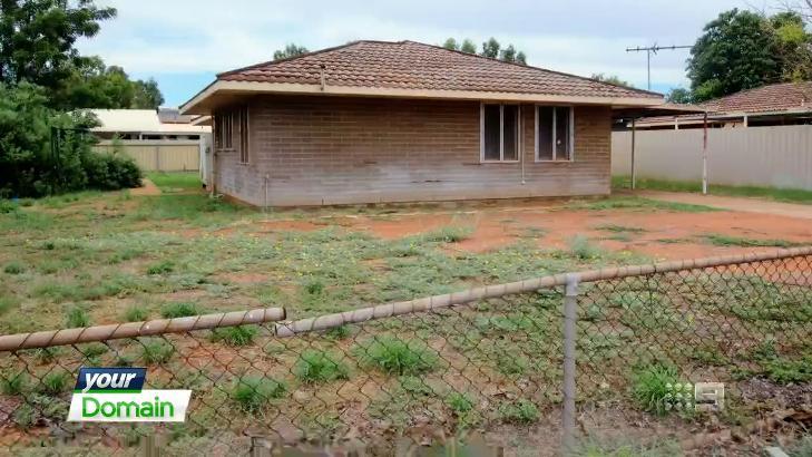 Australia's cheapest property